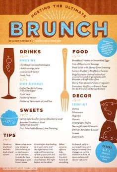 Hosting The Ultimate Brunch