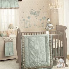 Lambs Ivy Tiffany Bedding Collection Set 100 Polyester
