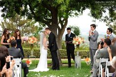 A beautiful Spanish Hills Country Club wedding in Camarillo with Caitlin and Andrew. Photography by Gavin and Erin Wade of Gavin Wade Photographers.