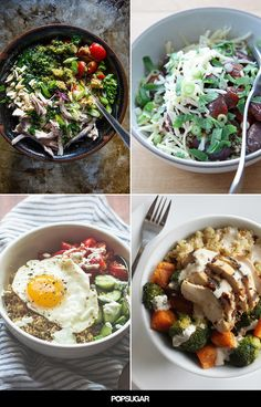 These 13 Quinoa Bowls Will Inspire Your Next Healthy Meal
