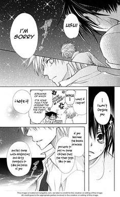 Kaichou Wa Maid-sama! 19 Page 25