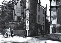 A history of Bear Street, that linked Cathedral Yard with South Street. Exeter Devon, Times Square, Cathedral, Tower, Street View, Bear, Travel, Rook, Viajes