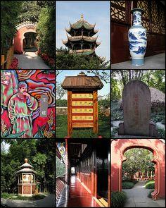 Wangjiang Park - Chengdu, China