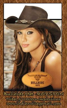 d22f2a36697 Bullhide Western Cowboy And Cowgirl Hats- From Tribal And Western  impressions…