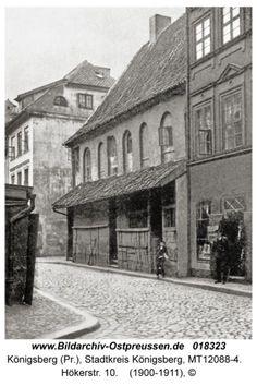 Königsberg Pr. Hökerstr. 10