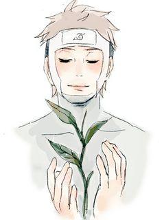 I love Yamato so much he's so kawaii Yamato Naruto, Kakashi Sensei, Naruto Uzumaki, Anime Naruto, Manga Anime, Hinata, Sasuke, Boruto, Neji E Tenten