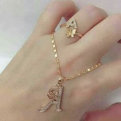 Darling Make Alphabet Friendship Bracelets Ideas. Wonderful Make Alphabet Friendship Bracelets Ideas. Alphabet Letter Crafts, Alphabet Letters Design, Alphabet Images, Cute Letters, Stylish Letters, Floral Letters, Initial Letters, Gold Rings Jewelry, Jewelery