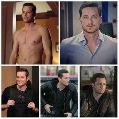 Jay Halsted from Chicago PD ☺ #chicagopd #jayhalstead