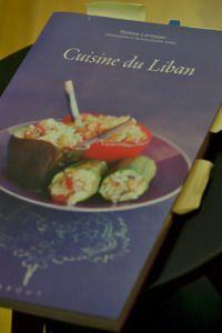 Livre de recette - Cuisine du Liban - Marabout - Par Pomme Larmoyer. Photo de lavietoutsimplement.com