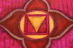 Root chakra (for grounding) - Om Gung Ganapataye Namaha