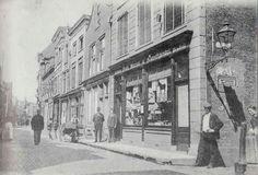 boekhandel Henri Rebers op de Hoogstraat