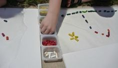 crayon art - melted crayons art projects for a hot summer day.