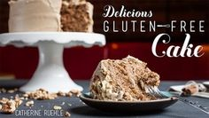 Create homemade gluten-free cakes that leave no one's sweet tooth unsatisfied! Bake, fill and frost cakes with a luscious crumb, irresistible flavors and no gluten.  Learn more below http://shrsl.com/?~7hlg