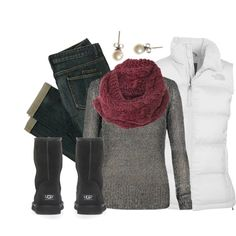 """Bundle Up"" by qtpiekelso on Polyvore"