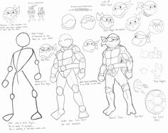 Someone once asked if I had seen a old toon TMNT drawing tutorial. Quick TMNT Old School Tutorial Ninja Turtle Drawing, Ninja Turtle Tattoos, Ninja Turtles Art, Teenage Mutant Ninja Turtles, Cartoon Drawings, Animal Drawings, Art Drawings, Character Design Animation, Fantasy Character Design