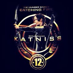 Hunger Games / Catching Fire / Katniss / District 12
