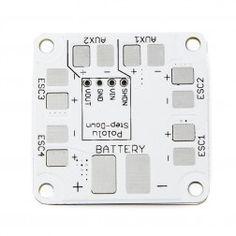 4Power Mini Power Distribution Board (PDB) - Lumenier