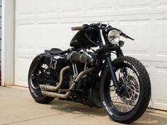 bobber sportster iron 883 - Szukaj w Google