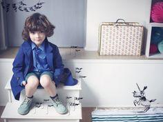 BUBBLE MAG #27  Photo: Mélanie Rodriguez Stylism: Déborah Sfez Illustration: Lucille Michieli