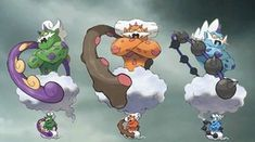 """Pokémon começou como uma série de monstros colecionáveis na qual alguns dos mais raros eram considerados """"lendários"""". Porém, ao longo dos seus 20 anos de existência e vários games, a lista de criaturas raras aumentou, e atualmente comporta mais de ..."""