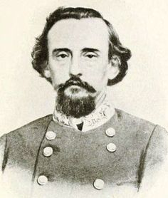 "Brigadier General James Ronald Chalmers (11 Jan 1831 – 9 Apr 1898) was transferred to the first division of Maj. Gen. Nathan Bedford Forrest's cavalry corps the following year. Earning the nickname ""Little 'Un'.  Chalmers saw action in Confederate military operations in North Mississippi, Kentucky, and West Tennessee. He also served with the Confederate Army of Tennessee during Lt. Gen. John B. Hood's 1864 campaign. At the end of the war, he was paroled in Gainesville, Alabama, on May 10, 1865."