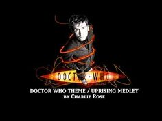 Doctor Who Theme - Muse Uprising Remix