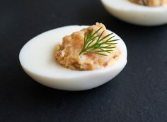 Today I am sharing a wonderfully simple dish. If you can boil an egg then you can present a platter of these rich and delicious devilled eggs. (Or if you are in the U.S deviled eggs.)