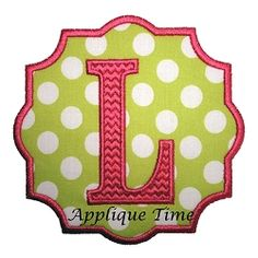 Frame 15 Applique - 3 Sizes! | Font Frames | Machine Embroidery Designs | SWAKembroidery.com Applique Time