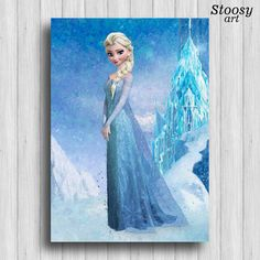 Hey, I found this really awesome Etsy listing at https://www.etsy.com/listing/266705813/disney-princess-frozen-elsa-print-girl