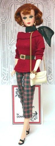 Fashion barbie doll