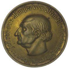 Provinz Westfalen 10.000 Mark 1923 Kupfer-Nickel