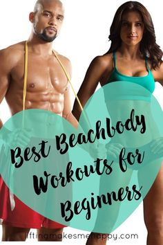 The Very Best Beachbody Workouts for Beginners to Do At Home. Whether you're into cardio, strength or whatever, it's all here. You just need to choose the best option for you! #homeworkouts #homeworkoutplan #workoutplan