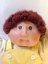 Original Coleco 1978- 1982 Cabbage Patch doll with Xavier Roberts w/signature
