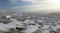 Cold and Icy Lugnaqullia Mountain, Wicklow Dublin, Walks, Hiking, Cold, Mountains, Nature, Travel, Naturaleza, Viajes