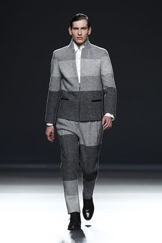 Etxeberría - Madrid Fashion Week O/I 2015-2016