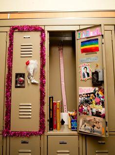Rachel Berry's Locker