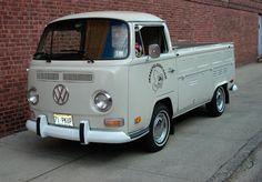 Volkswagen T2 Pick-up -1970
