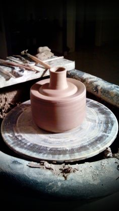 about pottery...