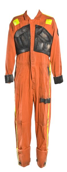 """""""There's only one thing wrong with this jumpsuit worn by deckhand Anthony Figurski in season four of Battlestar Galactica: I don't own it. I'm putting in my bid on ebay, and I had BETTER win because I'm planning on wearing this to my upcoming high school reunion. I can already see the envy on Raj Patel's face!"""" - Dwight Schrute"""