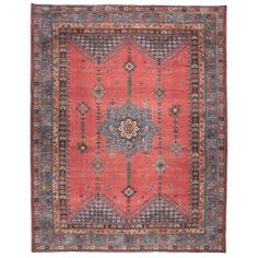 Rabat Carpet | From a unique collection of antique and modern  at http://www.1stdibs.com/