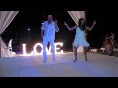 Maroon 5 - 'Sugar' - Devon and Nicole Perri's Wedding Dance - YouTube