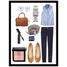 """""""Out and About"""" by mfinley706 on Polyvore"""