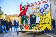 Inizia ufficialmente il Carnevale di Borgosesia #peru #carnevale #borgosesia #valsesia