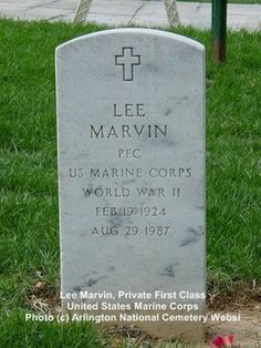 Private First Class Lee Marvin, USMC: Remembering the Late, Great Actor's World War II Experiences and Future Military Roles-slide7