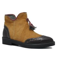 Botine IPOMEA maro Boots, Fashion, Shearling Boots, Moda, Fashion Styles, Heeled Boots, Fashion Illustrations, Fashion Models, Shoe Boot