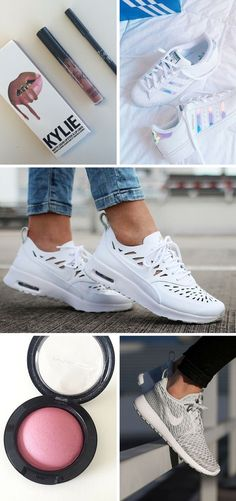 On a budget, but want to look on point? Shop Adidas, Nike, Kat Von D, MAC Cosmetics and more at up to 70% off retail. Click the image to install the free app now. Poshmark is featured in Cosmo, WWD, Good Morning America, and Teen Vogue.