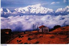 Darjeeling is an awe-inspiring hill station located in North Bengal and blessed with abundant natural beauty to win hearts of every visitor. This hill station is also famous for its soothing and cool temperature throughout the year. The beautiful and refreshing Tea Gardens, Rock Garden, Himalayan Toy Train, and Batasia Loop, are some of the main attractions that should not be missed.
