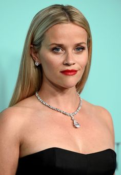 Reese Witherspoon en Tiffany & Co.