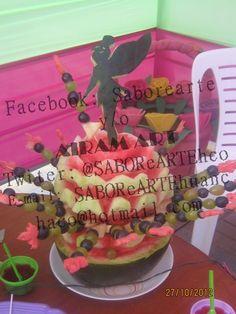 Tallado en Frutas/Verduras