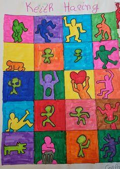 Soñando sonrisas...: Keith Haring